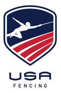 USA fencing new logo